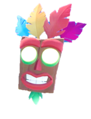 Aku Aku Crash 4