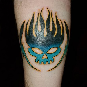 The Offspring Tattoo