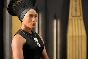 Angela Bassett 2018 Disney Film, Black Panther