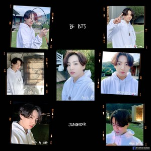 BE BTS | PHOTOS BY BTS | JUNGKOOK