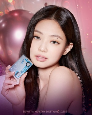 BLACKPINK for OLENS 2020 Holiday - Scandi Collection