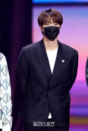 BTS JIN @ 35th GDC AWARDS