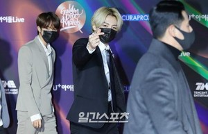 BTS JK @ 35th GDC AWARDS RED CARPET