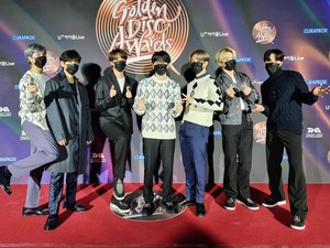 বাংট্যান বয়েজ | THE 35th GOLDEN DISC AWARDS