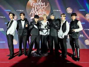 防弹少年团 | THE 35th GOLDEN DISC AWARDS