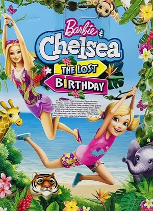 Barbie & Chelsea: The Lost Birthday - First Official Promo Picture
