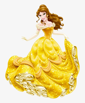 Walt Disney Images - Princess Belle 💛