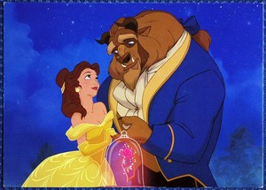Walt Disney Images - Princess Belle & The Beast 🌹