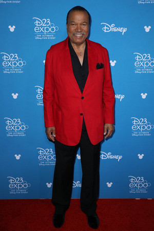 Billy Dee Williams Disney Expo 23