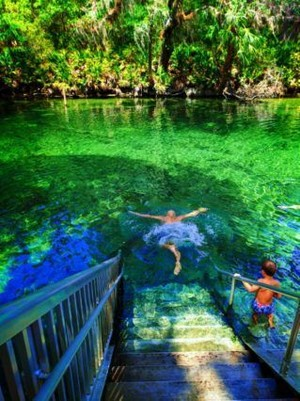Blue Springs State Park, Alabama