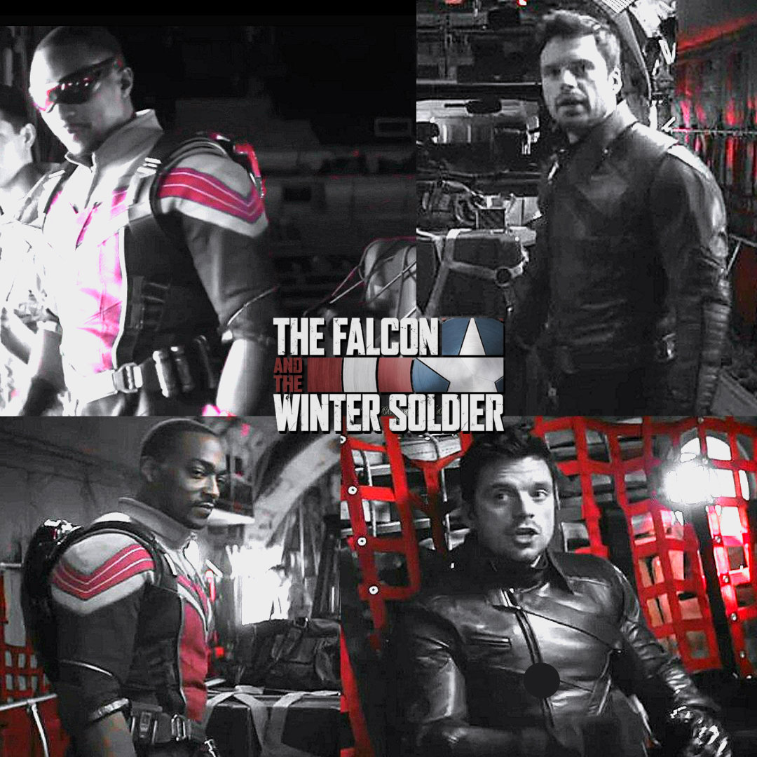 Bucky and Sam || The Falcon and the Winter Soldier