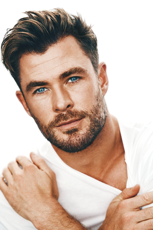 Chris Hemsworth || sa pamamagitan ng Georges Antoni for Hugo Boss Global Ambassador 2020/2021