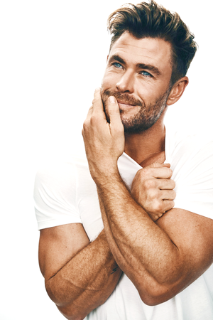 Chris Hemsworth || 의해 Georges Antoni for Hugo Boss Global Ambassador 2020/2021