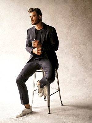 Chris Hemsworth for Men's Health Australia (2021)