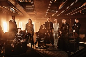 Dark Matter Cast (season 2)
