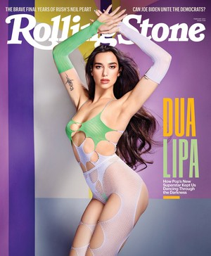 Dua Lipa for Rolling Stone