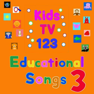 Educatïonal Songs 3 sejak Kïds TV 123