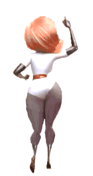 Elastigirl Helen Parr Incredibles 2