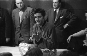 Elvis Presley Press Conference