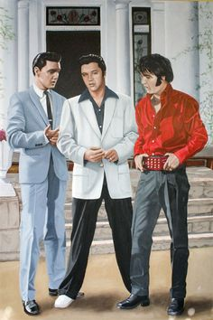 Elvis Presley Triple Crown