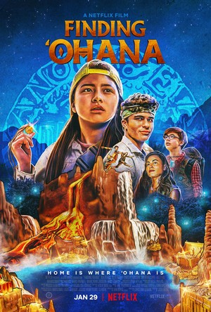 Finding 'Ohana || Movie Poster