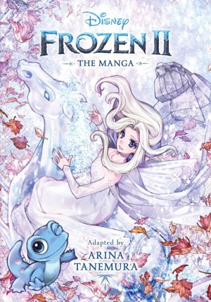 Frozen 2: The manga