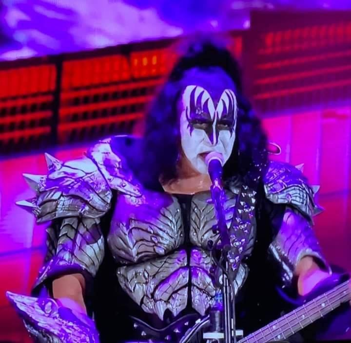 Gene ~Dubai, United Arab Emirates...December 31, 2020 (KISS 2020 Goodbye)
