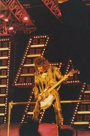 Gene ~East Rutherford, New Jersey...December 20, 1987 (Crazy Nights Tour)
