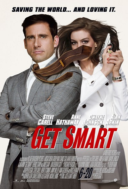 Movie Poster 2008 Film, Get Smart