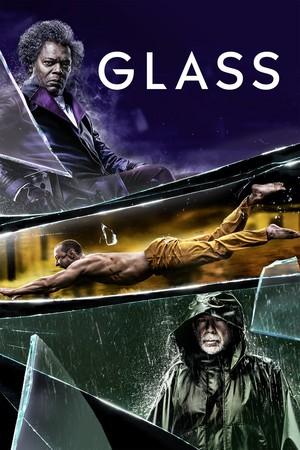 Glass (2019) Poster