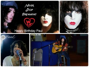 Happy Birthday Paul - January 20, 1952