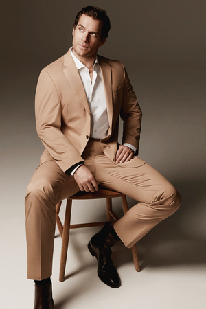 Henry Cavill for Elle Men China || February 2020 || ph. Jumbo Tsui
