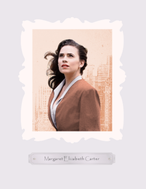 I know my value. Anyone else's opinion doesn't really matter. – Peggy Carter