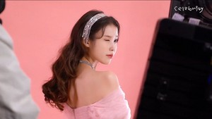 iu Celebrity MV Behind Flim