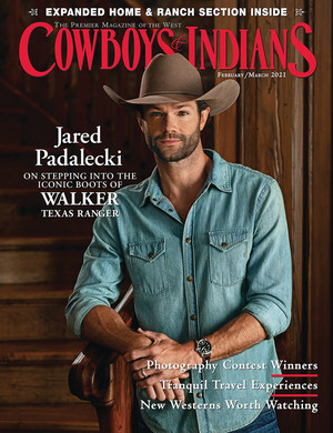 Jared || Cowboys and Indians Magazine || February/March 2021