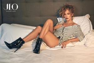Jennifer Lopez for DSW [2020 Campaign]