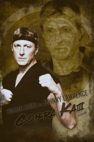 Johnny Lawrence || ulupong Kai || Season 3