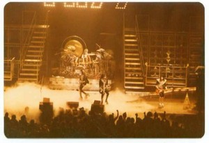 Kiss ~Detroit, Michigan...January 21, 1978 (ALIVE II Tour)