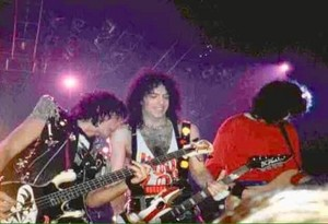 KISS ~Johnstown, Pennsylvania...January 23, 1988 (Crazy Nights Tour)