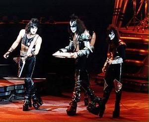 KISS ~Rochester, New York...January 20, 1983 (Creatures of the Night Tour)