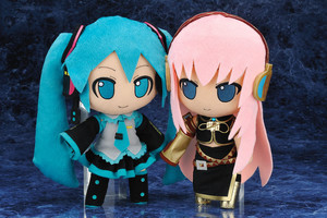 Luka and Miku plush