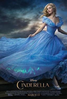 Movie Poster 2015 Disney Film, Lọ lem