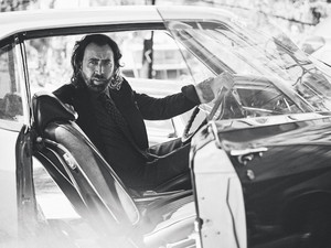 Nicolas Cage - The Rake Photoshoot - 2019