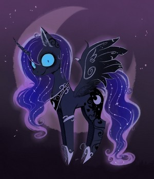 Nightmare Luna