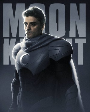 Oscar Isaac As The MCU's Moon Knight