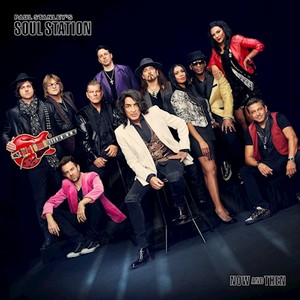 Paul Stanley's Soul Station Announces New Album: Now and Then