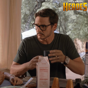 Pedro Pascal As Marcus Moreno in We Can Be heroes