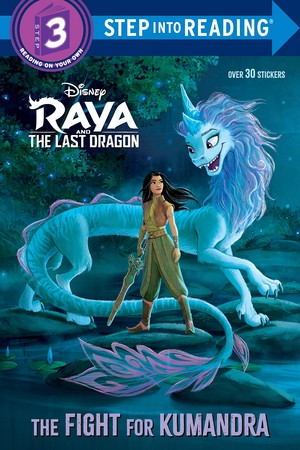 Raya and the Last Dragon Book Cover