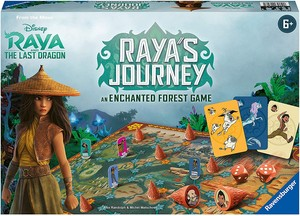 Raya and the Last Dragon Enchanted Forest Game