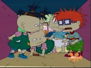 Rugrats - Hold the Pickles 240